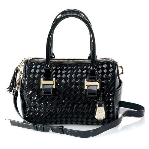 Cole Haan Small Jade Satchel Handbag