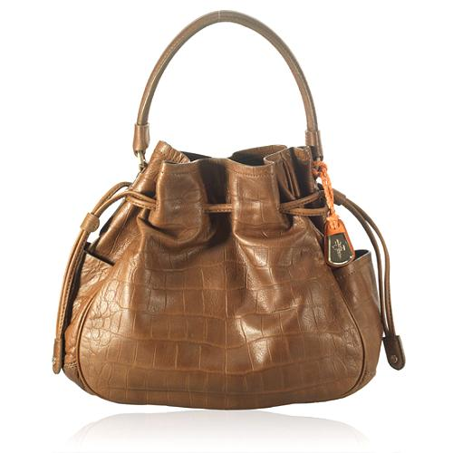 Cole Haan Thompson Street Denny Drawstring Handbag