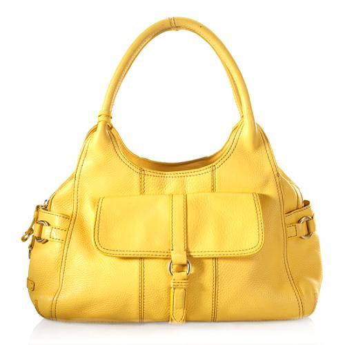 Cole Haan Village Leather Shoulder Handbag