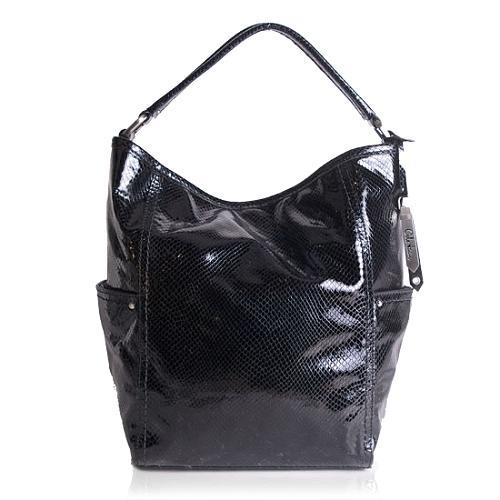 Cole Haan Village Print Hobo Handbag