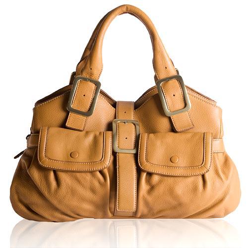 Cole Haan Village Satchel Handbag