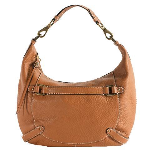 Cole Haan Village Small Zip Hobo Handbag