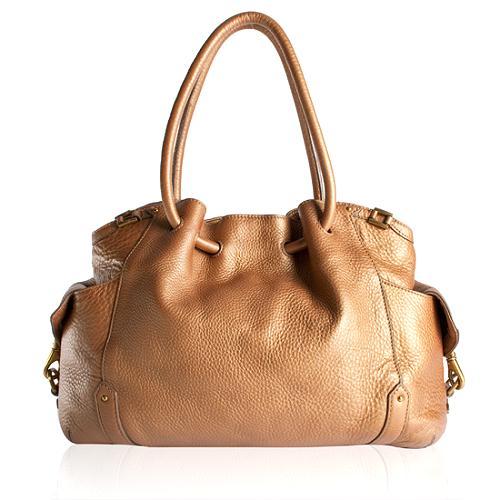 Cole Haan Village Soft Drawstring Shoulder Handbag