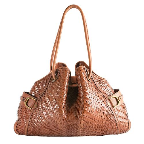 Cole Haan Woven Denney Tote