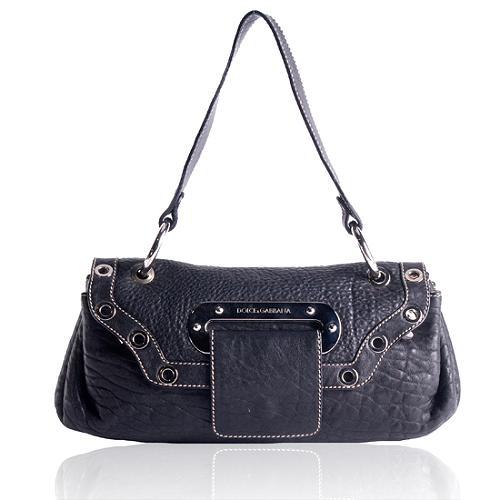 D&G Grommet Shoulder Bag