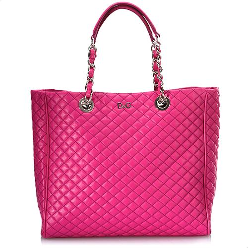 D&G Lily Large Glam Tote