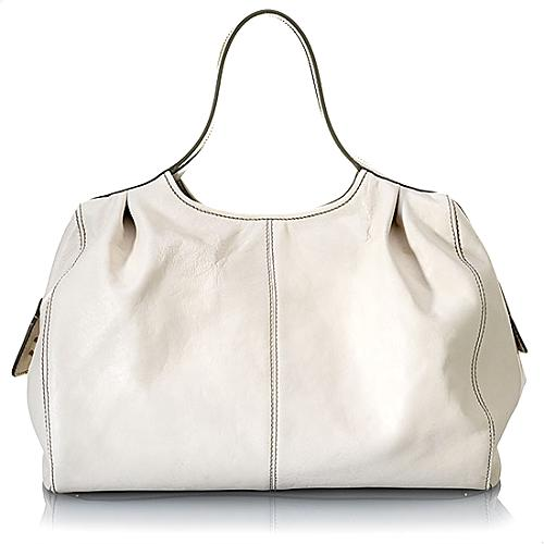 D&G Medium Inna Lambskin Leather Handbag