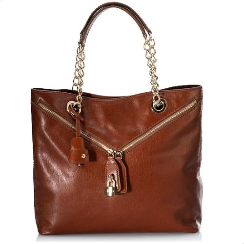 D&G Nikol Leather Envelope Tote