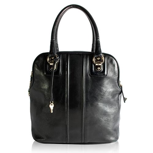 D&G Rigore Lily 5 Zip North/South Satchel Handbag