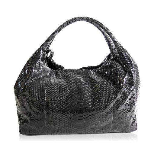 Devi Kroell Degrade Wide Hobo Handbag