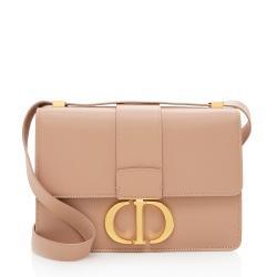 Dior Calfskin Montaigne 30 Box Shoulder Bag