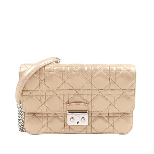 Dior Cannage Miss Dior Chain Shoulder Bag