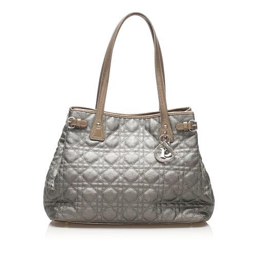 Dior Cannage Panarea Tote Bag