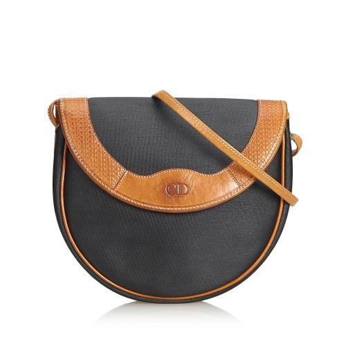 Dior Canvas Crossbody Bag
