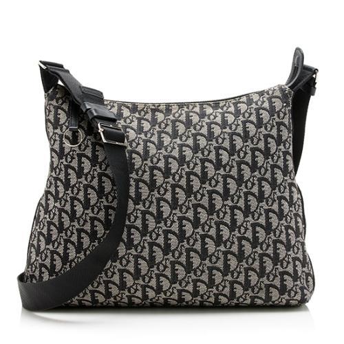 Dior Canvas Trotter Messenger Bag