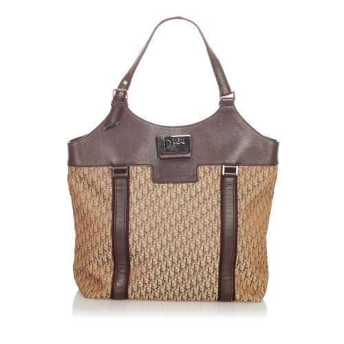 Dior Dior Oblique Street Chic Tote Bag
