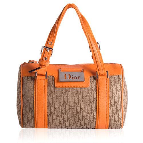 Dior Diorissimo Boston Handbag
