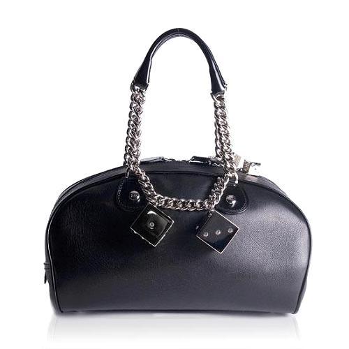 Dior Gambler Satchel Handbag
