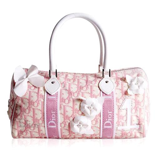Dior Girly Boston Handbag