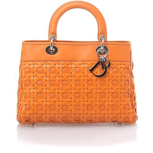 Dior Lady Dior Avenue Handbag