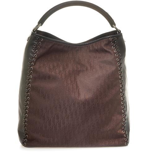 Dior Large Ethnic Hobo Handbag