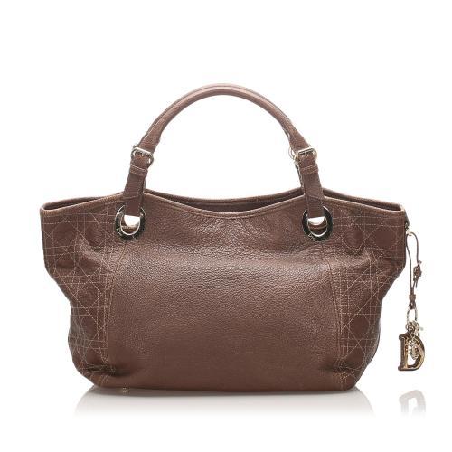 Dior Leather Satchel