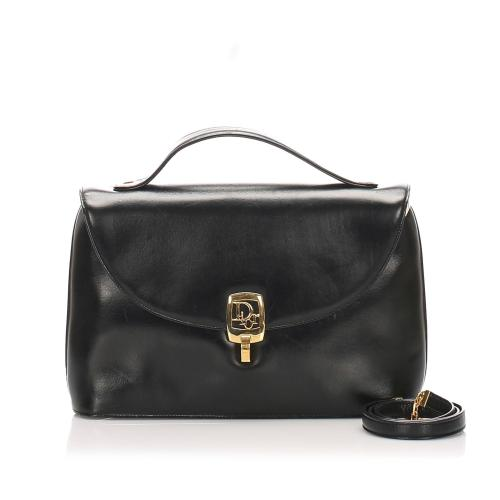 Dior Leather Satchel