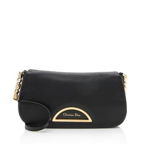 Dior Leather Malice Shoulder Bag