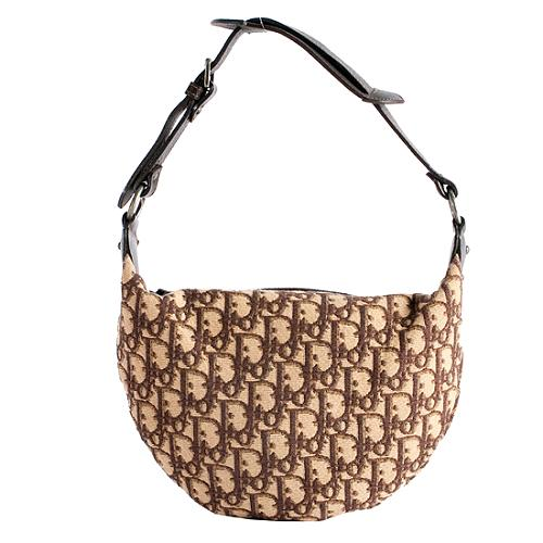 Dior Logo Hobo Handbag