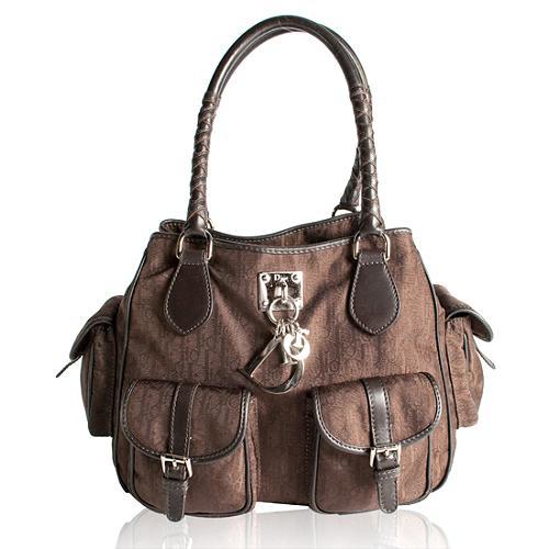 Dior Lovely Large Hobo Handbag