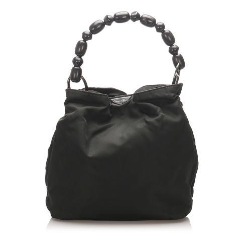 Dior Nylon Malice Shoulder Bag