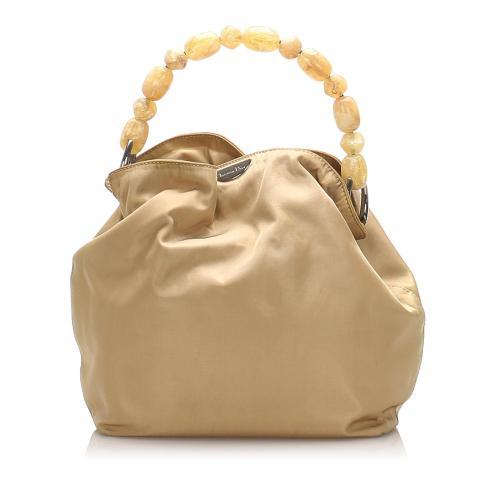 Dior Malice Nylon Handbag