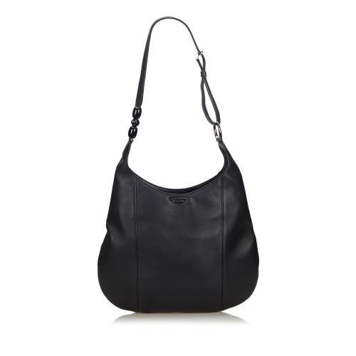 Dior Malice Pearl Leather Hobo