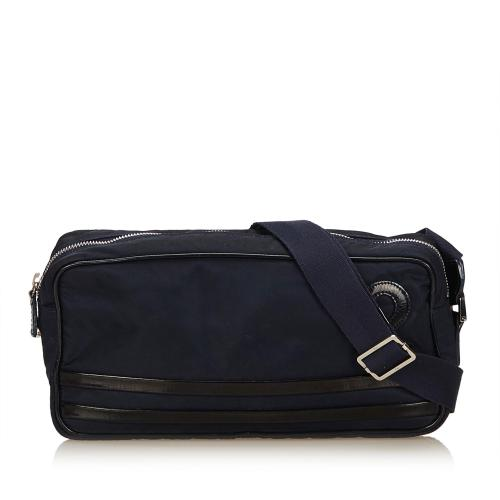 Dior Nylon Trotter Shoulder Bag