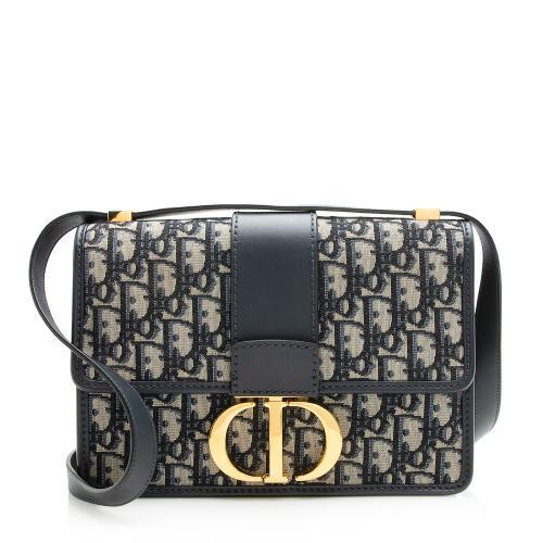 Dior Oblique 30 Montaigne Bag