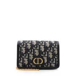 Dior Oblique Montaigne 30 Nano Pouch