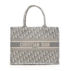 Dior Oblique Small Book Tote