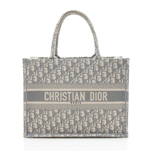 Dior Oblique Small Book Tote
