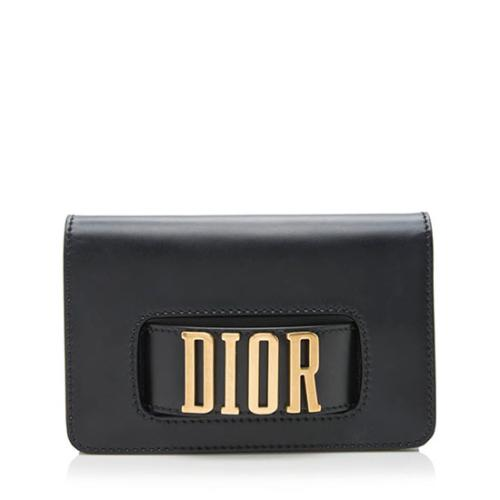 Dior Smooth Calfskin Dio(r)evolution Flap Clutch