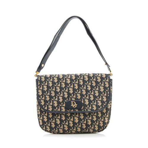 Dior Vintage Diorissimo Flap Shoulder Bag - FINAL SALE
