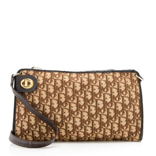 Dior Vintage Diorissimo Shoulder Bag