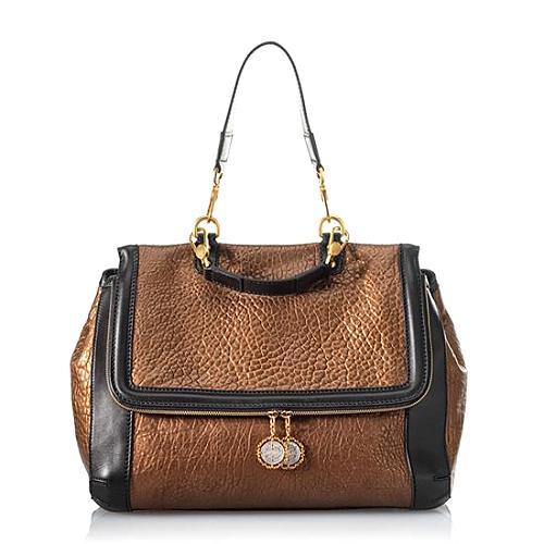 Dolce & Gabbana Large Miss Rose Shoulder Handbag