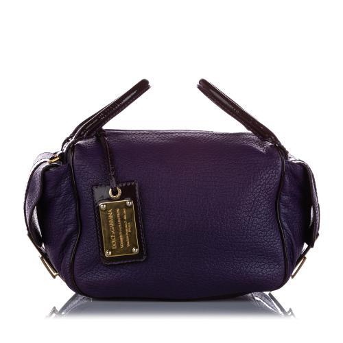 Dolce & Gabbana Leather Satchel