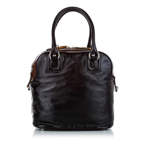 Dolce & Gabbana Lily Leather Tote Bag