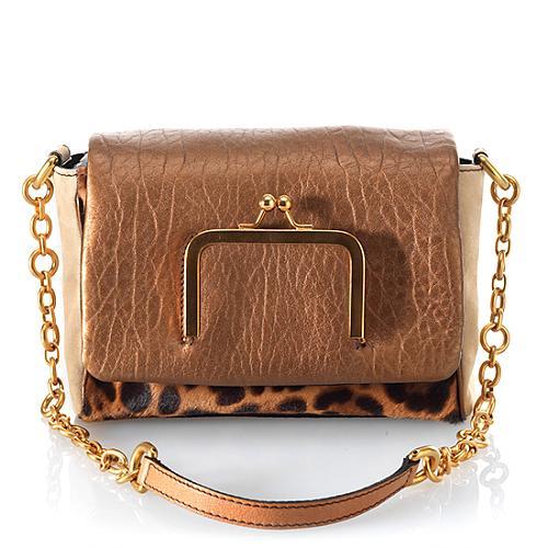 Dolce & Gabbana Miss CT Mini Shoulder Bag