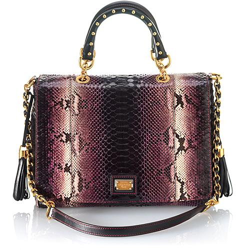 Dolce & Gabbana Miss Charlotte Shoulder Bag