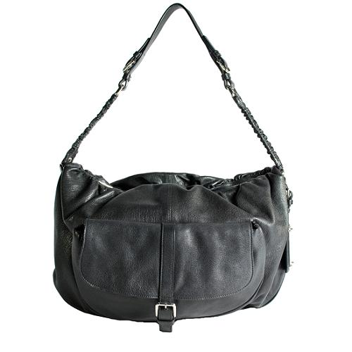 Dolce & Gabbana Miss Curly Hobo Handbag