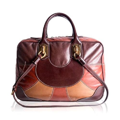 Dolce & Gabbana Miss Edge Satchel Handbag
