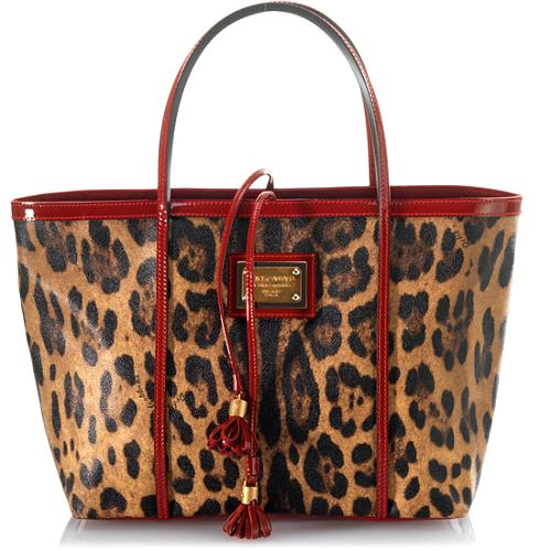 Dolce & Gabbana Miss Escape East/West Tote