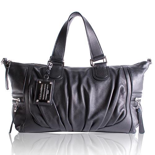 Dolce & Gabbana Miss Exotic Satchel Handbag